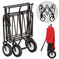 Chariot de transport à main pliable, 89 x 54 x 55cm, Charge max. 85kg