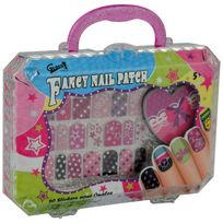 Gloss - Mallette de Maquilage Fancy Nail Patch - 22 Pcs
