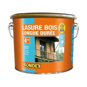 Bondex lasure longue dur e 4 ans 2 5 l incolore pas cher achat vent - Saturateur bois bondex ...