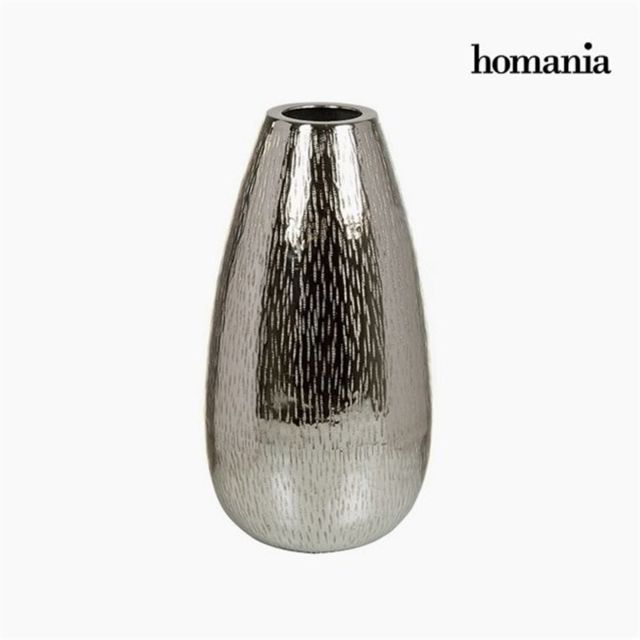 homania vase argent collection new york by pas cher achat vente objets d co rueducommerce. Black Bedroom Furniture Sets. Home Design Ideas