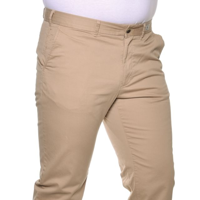 Tommy hilfiger Chino madison comfort fit beige pas cher