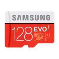 Samsung - Micro SDXC EVO Plus 128 Go + Adaptateur SD
