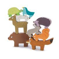 Le Toy Van - La tour des animaux de la forêt