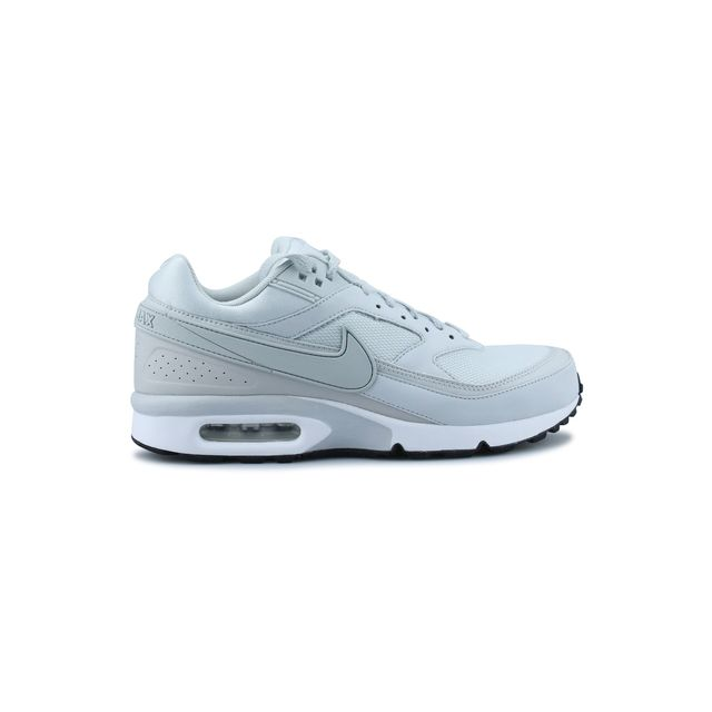 super popular 50bff 31b94 Nike - Air Max Bw Platine 881981-004 - pas cher Achat  Vente Baskets homme  - RueDuCommerce