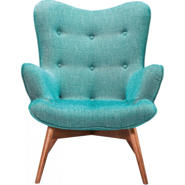 Karedesign Fauteuil Angels Wings Rhythm vert Kare Design