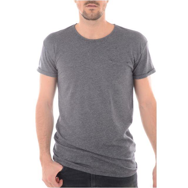 b9a402413ab Selected - Tee Shirt Long Tendance Beech - pas cher Achat   Vente ...
