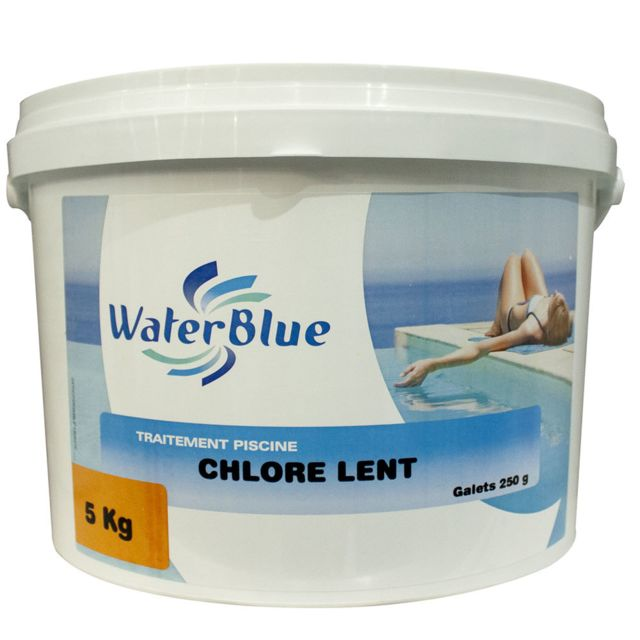 astral chlore lent waterblue galets 250g 20kg pas cher achat vente produits sp ciaux et. Black Bedroom Furniture Sets. Home Design Ideas