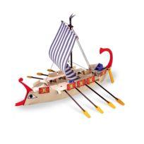 Artesania - Maquette bateau en bois : Galère romaine Ave Cesar