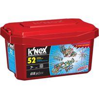 K'Nex - Construction Super Value Construction De 52 ModÈLE Figurant Dans Le Bain À Plus De 600 PiÈCES