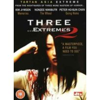 Palisades - Three Extremes 2 IMPORT Anglais, IMPORT Dvd - Edition simple