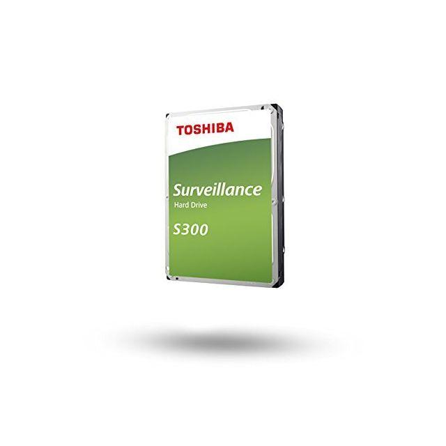 Toshiba S300 6Tb Toshiba S300 6Tb : Surveillance Bulk (HDWT360UZSVA)
