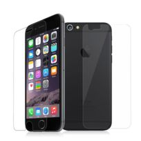Cabling - Film Protecteur d'écran pour Iphone 6 + Et Iphone 6S+ AVANT + Arriere, filtre protecteur en verre trempé - vitre de protection Ultra Resistante pour smartphone apple iphone 6 plus, iphone 6 s plus/iphone6+/iphone 6s+ recto-verso