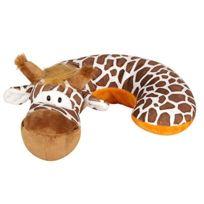 Animal Planet - A60113 Cale-nuque Motif Girafe Marron