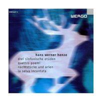 Wergo - Etudes symphoniques / Poèmes / Nachtstücke & Arien