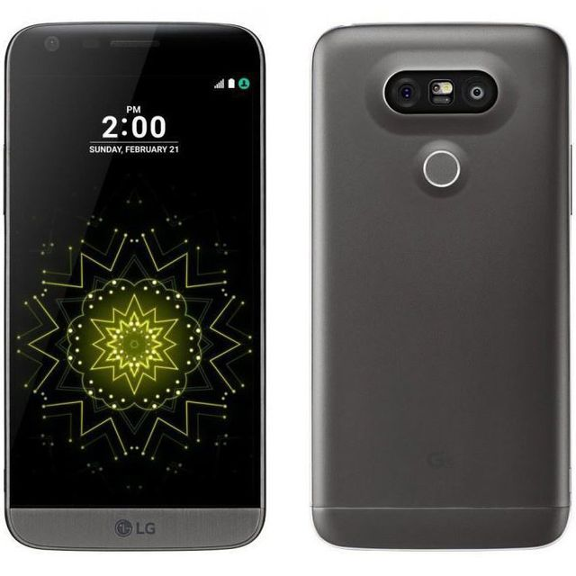 LG - G5 SE H840 - Titane