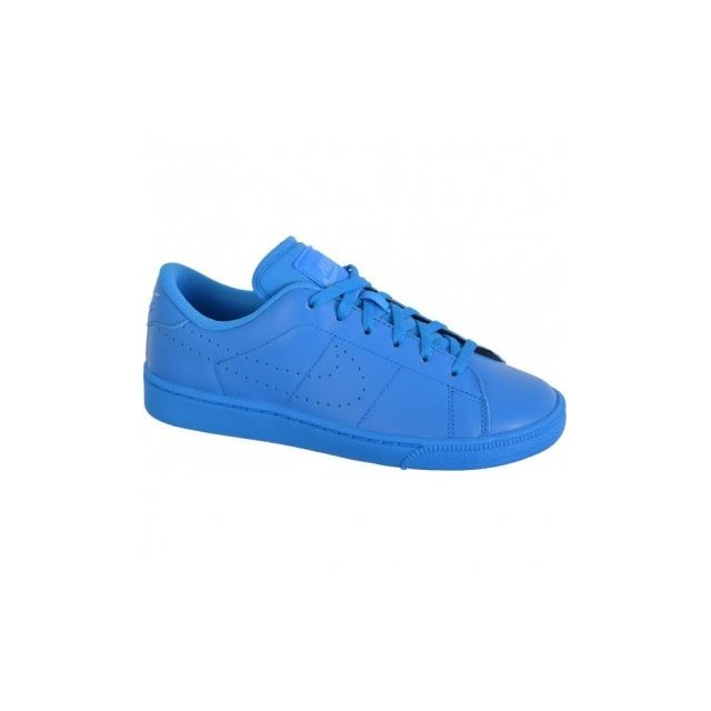 the best attitude 0c6d3 596eb Nike - Tennis Classic Prm Gs - 834123-400 - Age - Adolescent, Couleur -  Bleu, Genre - Mixte, Taille - 36,5 - pas cher Achat   Vente Chaussures  basket - ...