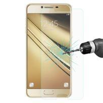 Autre - Protecteur écran en verre trempé pour Samsung Galaxy C7