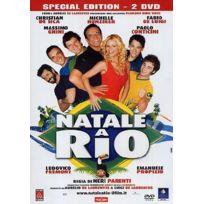 Filmauro - Natale A Rio SPECIAL Edition, SPECIAL Edition IMPORT Italien, IMPORT Coffret De 2 Dvd - Edition simple