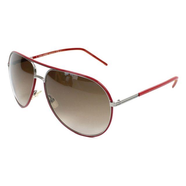 Christian Dior - 0169S E4TCC Rouge - Lunettes de soleil - pas cher ... 1fabb03ee57e