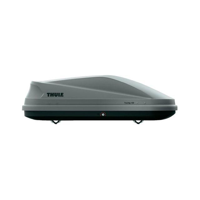 thule coffre de toit touring s 330 litres titan pas. Black Bedroom Furniture Sets. Home Design Ideas