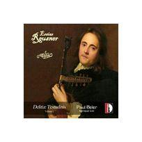 Stradivarius - Delitiae testudinis volume 1 - Oeuvres pour luth