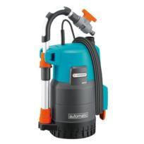 Gardena - Pompe immergée pour collecteur d'eau de pluie 4000/2 automatic Comfort