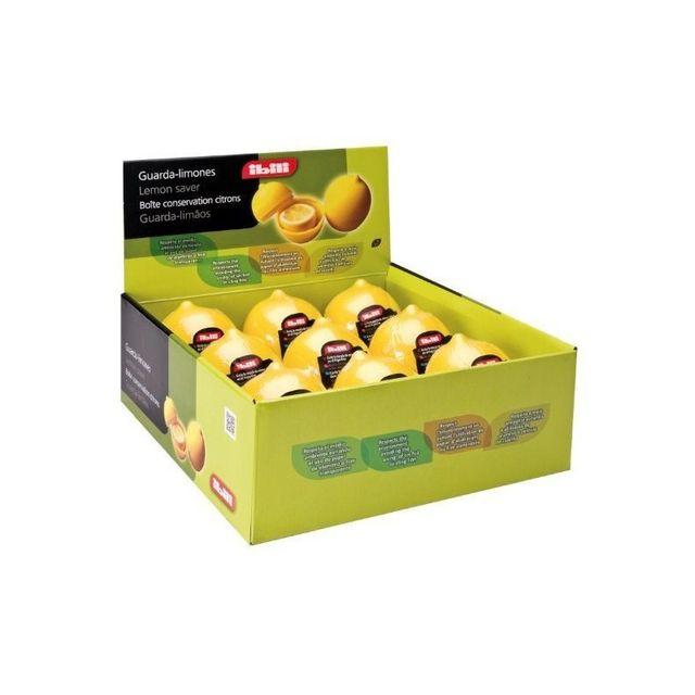 Ibili Boite De Conservation Citron Diam.9 Cm