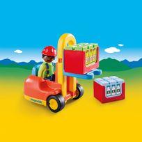 PLAYMOBIL - Chariot élévateur - 6959