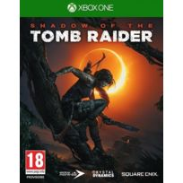 Shadow of the Tomb Raider - Jeu Xbox One
