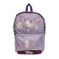 Scolaire - Sac à dos - Hello Kitty Violet - 6_19922 - Sacs - à