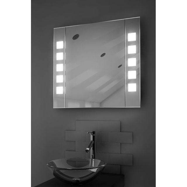 Diamond X Collection Armoire De Toilette Avec Miroir Musical