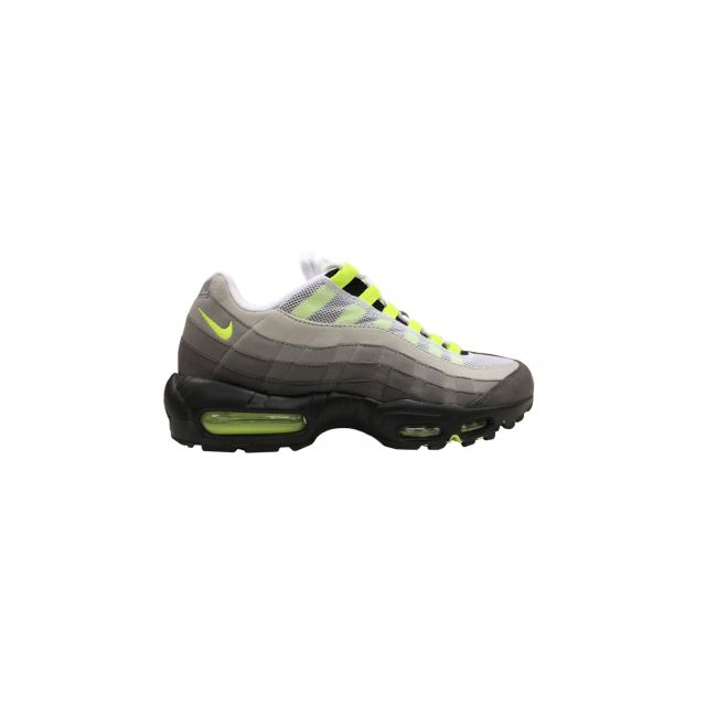 promo code 88370 e1314 Nike - Basket Air Max 95 Og Gris 554970-071 - pas cher Achat   Vente Baskets  homme - RueDuCommerce