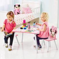 Ensemble 2 Chaise Table Minnie Et Chaises Bebe DHIE2YW9
