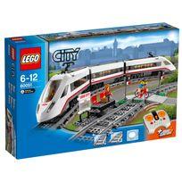 Lego - City - Le train de passagers à grande vitesse - 60051