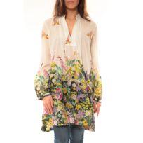 Palme - Robe Canarie 49580 Blanc