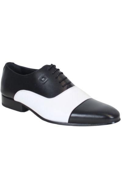 Chaussure Achat Ville Homme Noir Blanche rxqrn6F