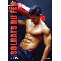 Editions Blanche - Calendrier Soldats de Feu Sexy 2016