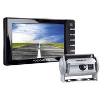 DOMETIC - Caméra de recul PerfectView avec obturateur CAM80CM RVS-580