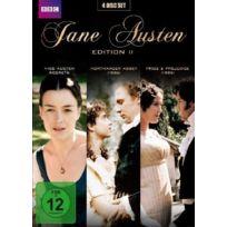 Ksm GmbH - Jane Austen Edition 2 4 Dvds, IMPORT Allemand, IMPORT Coffret De 4 Dvd - Edition simple