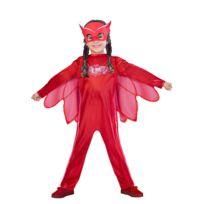 Amscan - Pyjamasques - Pyjamasques-Costume Bibou 3/4 ans