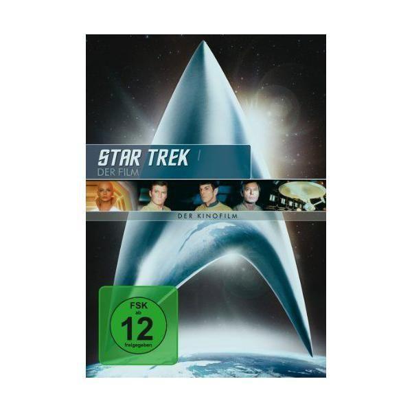 Paramount Home Entertainment Dvd Star Trek I - Der Film Import allemand