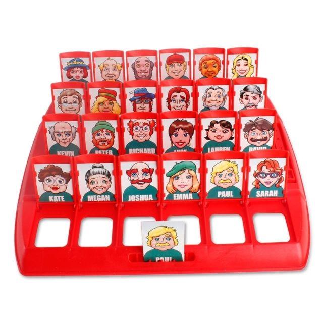 Wewoo Jeu de raisonnement logique pour enfants Guess Board Puzzle Game Party Toy