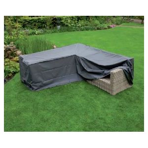 Nature housse de protection polyester pour canap d for Housse protection canape angle
