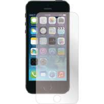 BIGBEN - Verre trempe iPhone 5/5s/SE - Transparent