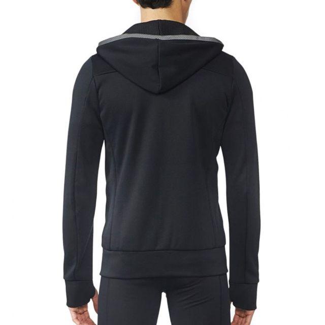 veste adidas noir homme