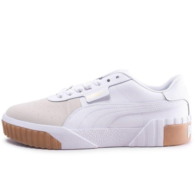 chaussure femme puma cali