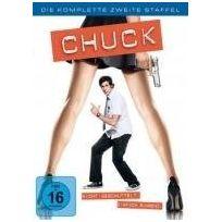 Warner Home Video - Dvd - Dvd Chuck - Staffel 2 IMPORT Allemand, IMPORT Coffret De 6 Dvd - Edition simple