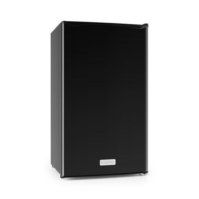 KLARSTEIN Springfield Réfrigérateur 112 litres 60 W Classe A+ - noir