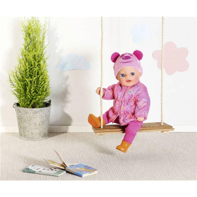 Zapf Creation 827352 - Petite tenue de poupée pour l'hiver 36 cm