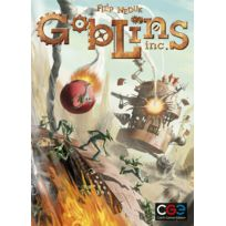 Czech Games Edition - Jeux de société - Goblins Inc